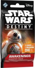 Star Wars Destiny Dice and Card Game - Booster Pack Fantasy Flight Games | Cardboard Memories Inc.