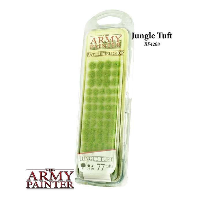 Army Painter Battlefields - Jungle Tuft The Army Painter | Cardboard Memories Inc.