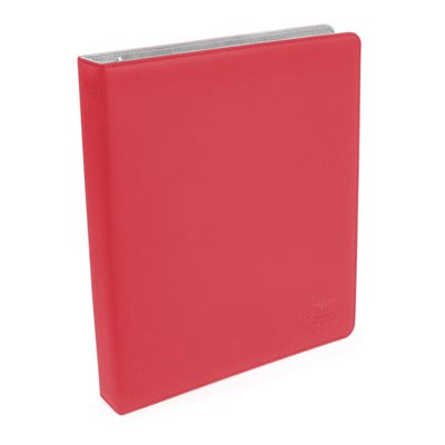 Ultimate Guard - Supreme Collector's Album - Slim 3-Ring Xenoskin Binder - Red