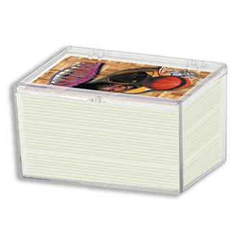 Ultra Pro - Snap Storage Box - 100 Count Ultra Pro | Cardboard Memories Inc.