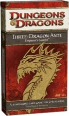 Dungeons & Dragons - Three-Dragon Ante Emperor's Gambit Wizards of the Coast | Cardboard Memories Inc.