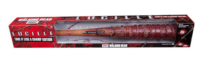 "Walking Dead - Lucille ""Take It Like a Champ"" Edition Bat McFarlane Toys 