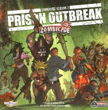 Zombicide Season 2 - Prison Outbreak Cool Mini or Not | Cardboard Memories Inc.
