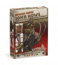 Zombicide Special Guest - John Howe Cool Mini or Not | Cardboard Memories Inc.