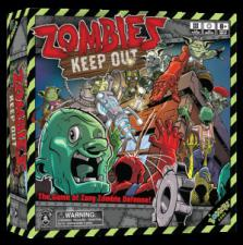 Zombies Keep Out Privateer Press | Cardboard Memories Inc.