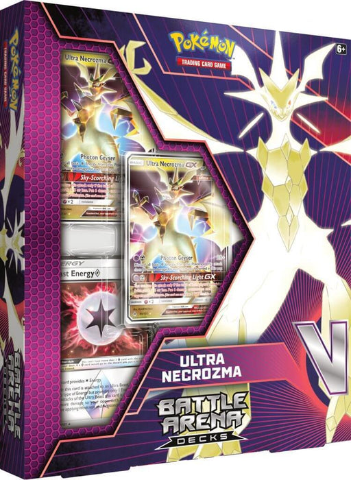 Pokemon - Battle Arena Deck - Ultra Necrozma
