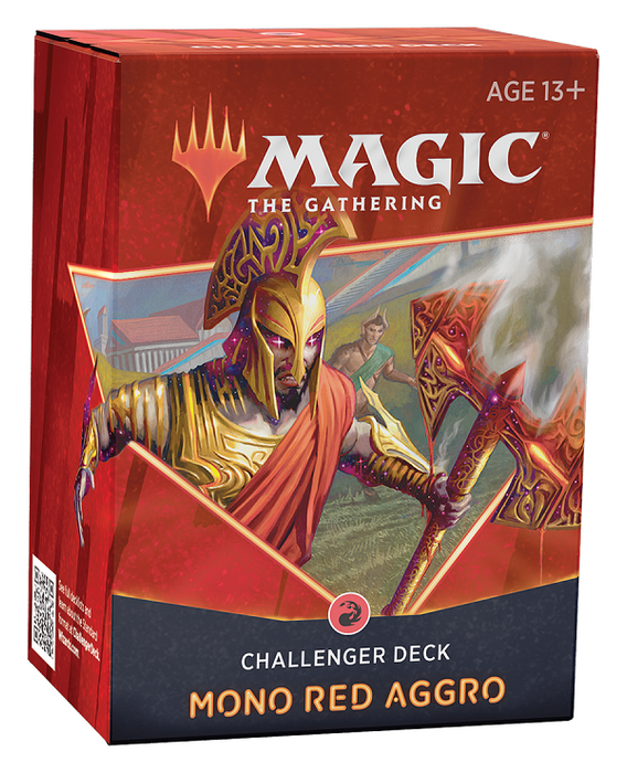Magic the Gathering - Challenger Deck 2021- Mono Red Aggro
