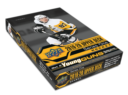 Upper Deck - 2019-20 - Hockey - Series 1 - Hobby Box