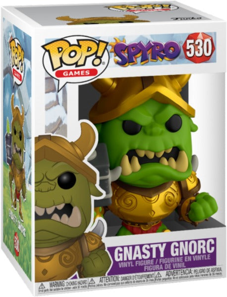 POP! - Spyro - Gnasty Gnorc