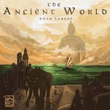 Ancient World Red Raven | Cardboard Memories Inc.