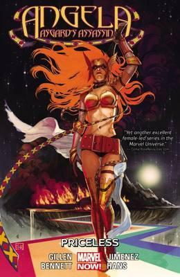 Marvel Comics - Angela - Asgard's Assassin - Priceless - Volume 1