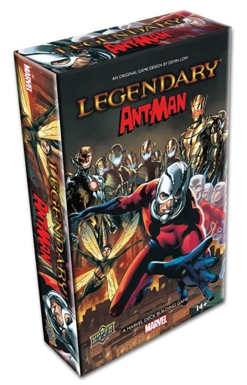Marvel Legendary Deck Building Game - Ant-Man Expansion