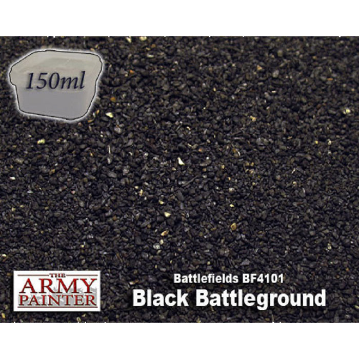 Army Painter Battlegrounds - Black Battleground The Army Painter | Cardboard Memories Inc.
