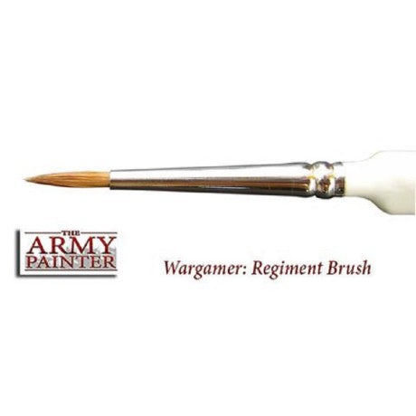 Army Painter Wargamer - Regiment Brush The Army Painter | Cardboard Memories Inc.