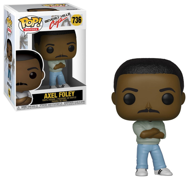 POP! - Beverly Hills Cop - Axel Foley