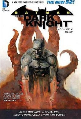 DC Comics - Batman - The Dark Knight - Clay - Volume 4 - Hardcover
