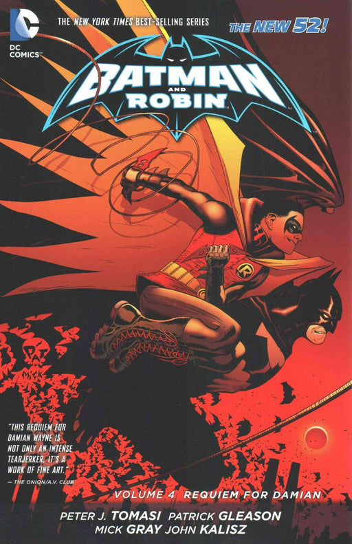 DC Comics - Batman and Robin - Requiem For Damian - Volume 4