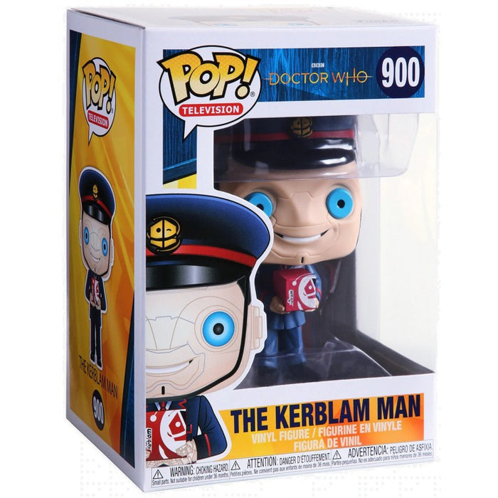 POP! - Doctor Who - The Kerblam Man