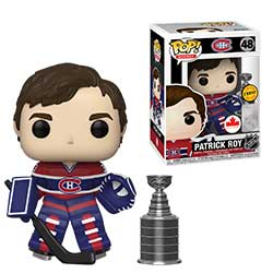 POP! - NHL - Montreal Canadiens - Patrick Roy - Home - Chase