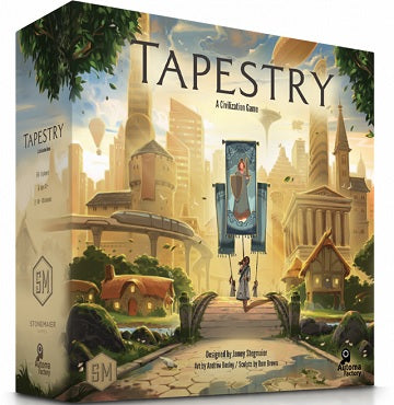 Stonemaier Games - Tapestry - A Civilization Game