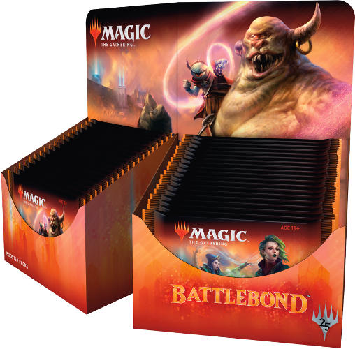 Magic The Gathering - Battlebond - Booster Box