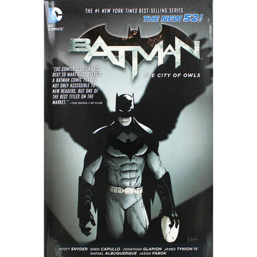 DC Comics - Batman - The City of Owls - Volume 2 - Hardcover