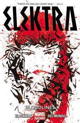 Marvel Comics - Elektra - Bloodlines - Volume 1