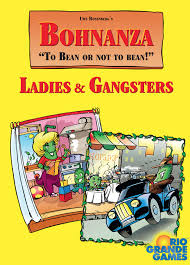 Bohnanza - Ladies & Gangsters Expansion Rio Grande Games | Cardboard Memories Inc.
