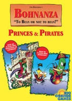 Bohnanza - Princes & Pirates Rio Grande Games | Cardboard Memories Inc.