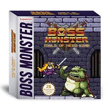 Boss Monster Expansion - Tools of Hero-Kind Brotherwise | Cardboard Memories Inc.
