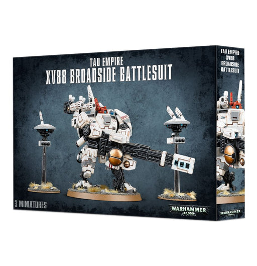 Games Workshop - Warhammer 40K - Tau Empire - XV88 Broadside Battlesuits - 56-15