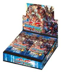 Buddyfight 100 Hundred Mikado Evolution Booster Box Bushiroad | Cardboard Memories Inc.