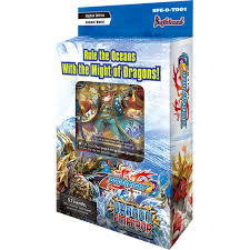 Buddyfight Triple D - Dragon Emperor of the Colossal Ocean Bushiroad | Cardboard Memories Inc.