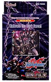 Buddyfight - Dark Pulse Trial Deck Bushiroad | Cardboard Memories Inc.