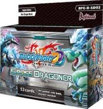 Buddyfight Triple D - Cross Dragoner Starter Deck Vol. 2 Bushiroad | Cardboard Memories Inc.