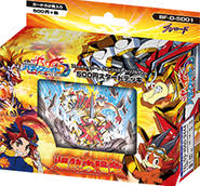 Buddyfight Triple D - Scorching Sun Dragon Starter Deck Vol. 1 Bushiroad | Cardboard Memories Inc.
