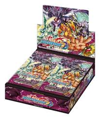 Buddyfight Triple D Annihilate! Great Demonic Dragon! Booster Box Bushiroad | Cardboard Memories Inc.