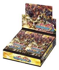 Buddyfight Triple D Dragon Fighters Climax Booster Box Bushiroad | Cardboard Memories Inc.