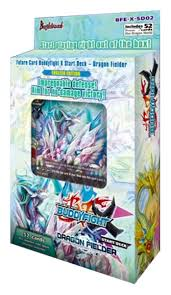Buddyfight Dragon Fielder Starter Deck Bushiroad | Cardboard Memories Inc.