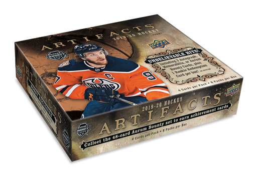 Upper Deck - 2019-20 - Hockey - Artifacts - Hobby Box