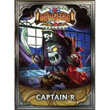 Super Dungeon Explore - Captain R Ninja Divison | Cardboard Memories Inc.