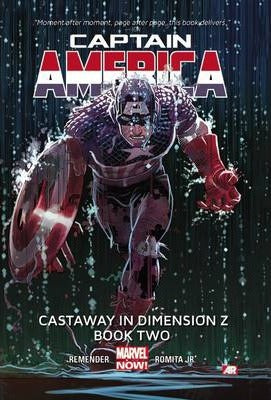 Marvel Comics - Captain America - Castaway In Dimension Z - Volume 2