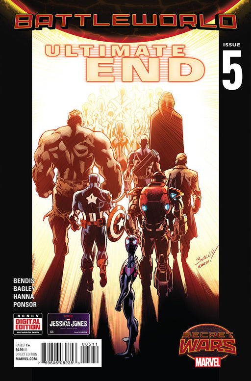 Marvel Comics - Ultimate End 05- 2614