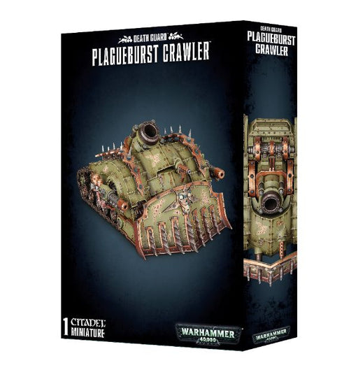 Games Workshop - Warhammer 40K - Death Guard Plagueburst Crawler - 43-52