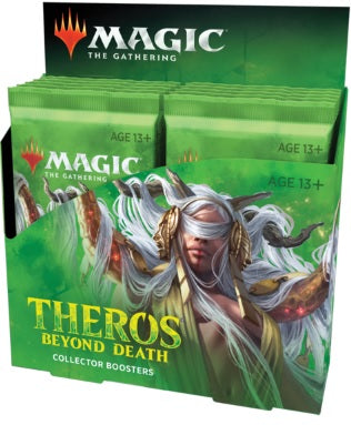 Magic the Gathering - Theros Beyond Death - Collectors Booster Box