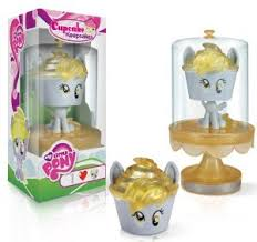 Cupcake Keepsakes - My Little Pony Derpy Funko | Cardboard Memories Inc.