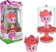 Cupcake Keepsakes - My Little Pony Pinkie Pie Funko | Cardboard Memories Inc.