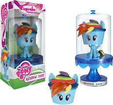 Cupcake Keepsakes - My Little Pony Rainbow Dash Funko | Cardboard Memories Inc.