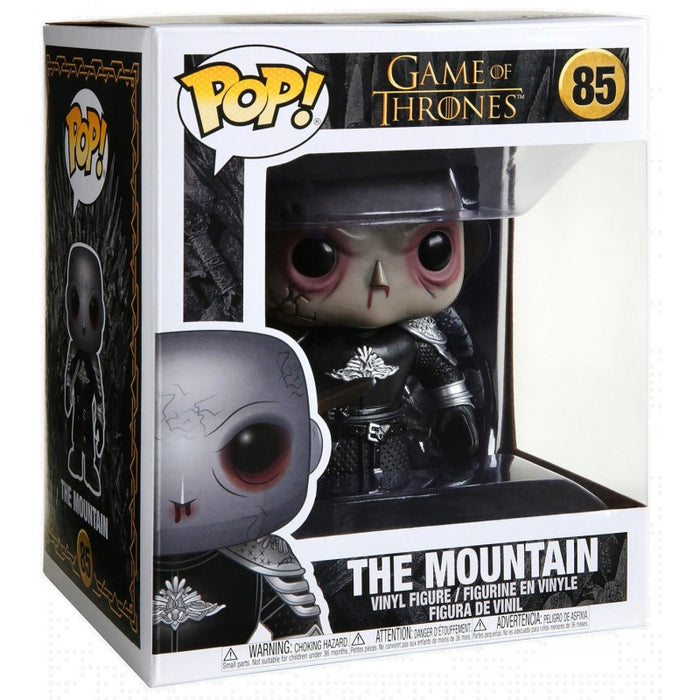 "POP! - Game Of Thrones - 6"" The Mountain"