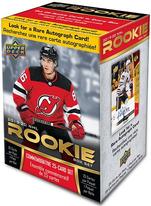 Upper Deck - 2019-20 - Hockey - Rookie Set - Blaster Box